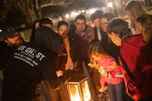 Experience more haunted fun with extended ghost tours!