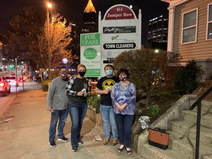 Atlanta Ghosts Meeting Location
